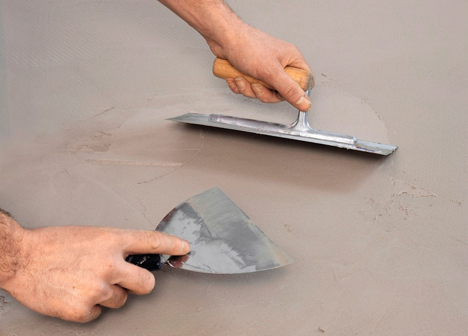 betonlook werkwijze